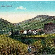 Postales: PS4913 ECHALAR 'VISTA PARCIAL'. A. ECHAIDE. CENSURA MILITAR. 1939. Lote 45795204
