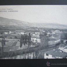 Postales: POSTAL NAVARRA. PAMPLONA. ALREDEDORES. VIUDA DE RUBIO. . Lote 54864407