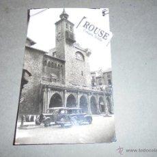 Postales: PAMPLONA - 23 IGLESIA SAN NICOLAS EDC. SICILIA POSTAL CIRCULADA 1962 14X9 CM. . Lote 54882217