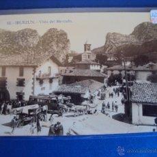 Postales: (PS-47967)POSTAL FOTOGRAFICA DE IRURZUN-VISTA DEL MERCADO. Lote 54949836