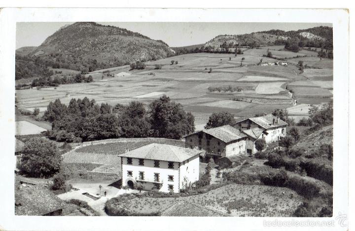 PS6625 NAVARRA 'LECUMBERRI'. FOTOGRÁFICA. ED. GALLE. CIRCULADA. 1960 (Postales - España - Navarra Moderna (desde 1.940))