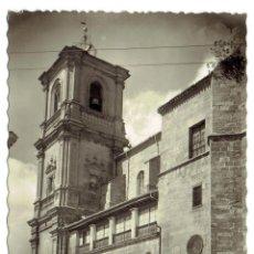 Postales: PS6626 TAFALLA 'IGLESIA PARROQUIAL DE STA. MARÍA'. FOTOGRÁFICA. CIRCULADA. 1961. Lote 55955204