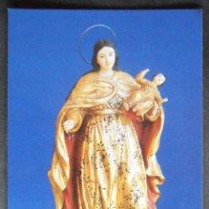Cartoline: (40242)POSTAL ,VIRGEN PATRONA DEL MUNICIPIO,LARRION,NAVARRA,NAVARRA. Lote 56019028