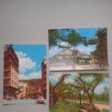 Postales: LOTE DE 3 POSTALES DE LODOSA. NAVARRA.. Lote 56881574