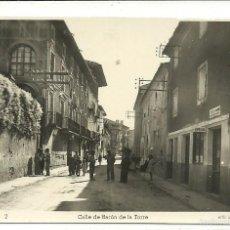 Postales: (PS-48426)POSTAL DE CINTRUENIGO-CALLE DE BARON DE LA TORRE. Lote 56939161