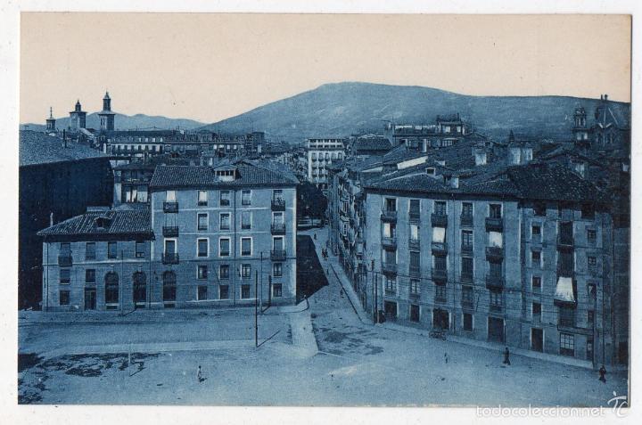 PAMPLONA. PLAZA DE ESPAÑA (Postales - España - Navarra Antigua (hasta 1.939))