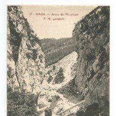 Postales: ISABA .- ATEAS DE MINCHATE .- EDICION F. DE LAS HERAS Nº 17 . Lote 57365257