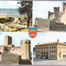 Postales: NAVARRA JAVIER CASTILLO Y HOSPEDERIA. Lote 57662032