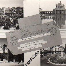 Postales: PAMPLONA - 26 VISTAS DIVERSAS. Lote 58086554