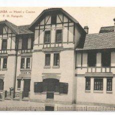 Postais: ISABA .- HOTEL Y CASINO .- EDICION F. DE LAS HERAS Nº 10. Lote 58405856