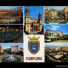 Postales: PAMPLONA. ED. MANIPEL Nº 22. NUEVA.. Lote 58451658