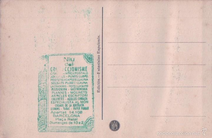 Postales: POSTAL PAMPLONA.- ARCHIVO DE NAVARRA. H.A.E., EDICION ESTANISLAO ESPELOSIN - Foto 2 - 58654068