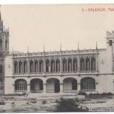 Postales: VALENCIA. PALACIO MUNICIPAL. THOMAS. SIN CIRCULAR. Lote 58900125