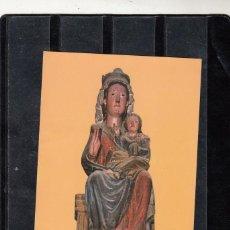 Postales: ECHAVARRI. NUESTRA SEÑORA DE IRANZU (S. XIII-IVX). Lote 59950559
