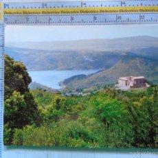 Postales: POSTAL DE NAVARRA. AÑO 1971. REAL MONASTERIO DE LEYRE, PANTANO DE YESA. 683. Lote 60546115