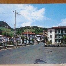 Postales: ANTIGUA POSTAL DE VERA DE BIDASOA EN NAVARRA. Lote 60819875