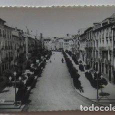 Postales: POSTAL DE TUDELA - CALLE VILLANUEVA. Lote 62162692