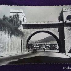 Postales: POSTAL DE PAMPLONA (NAVARRA). N°61 PORTAL NUEVO. EDICIONES SICILIA. AÑOS 50.. Lote 62276412