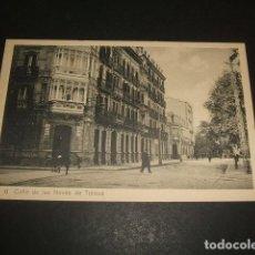 Postales: PAMPLONA CALLE DE LAS NAVAS DE TOLOSA. Lote 62303912