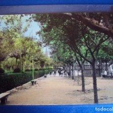 Postales: (PS-49702)POSTAL DE CINTRUENIGO-PASEOS DE AVENIDA DE RUBIO. Lote 62332388