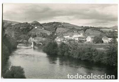 NAVARRA VERA DE BIDASOA PAISAJE EDIC. RADA 6. SIN CIRCULAR (Postales - España - Navarra Moderna (desde 1.940))