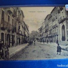 Cartes Postales: (PS-49907)POSTAL DE TAFALLA-CAMINO REAL. Lote 63645975