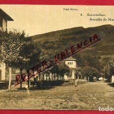 Postais: POSTAL SANTESTEBAN, NAVARRA, AVENIDA DE MURGUES, P84527. Lote 65664794