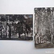 Postales: SANTESTEBAN PARQUE DE INZACARDI POSTAL FOTOGRÁFICA NAVARRA 1961. Lote 65696650