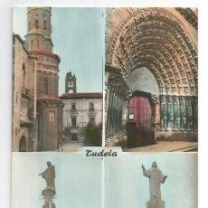 Postales: TUDELA .- VARIAS VISTAS .- Nº 32 EDICIONES PARIS . Lote 65949566