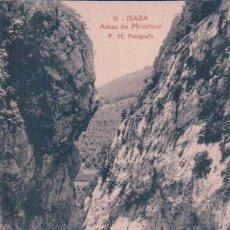 Postais: ISABA .- ATEAS DE MINCHATE .- EDICION F. DE LAS HERAS Nº 17. Lote 66257566