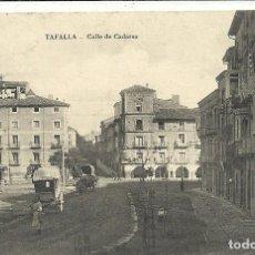 Cartes Postales: (PS-50291)POSTAL DE TAFALLA-CALLE DE CADARSO. Lote 66856802