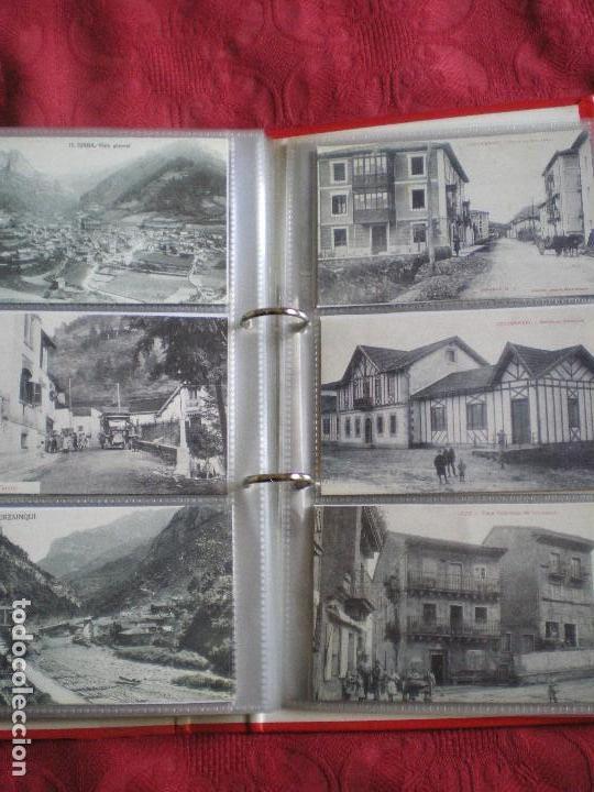 Postales: NAVARRA. POSTALES PARA EL RECUERDO. COLECCIÓN COMPLETA. - Foto 3 - 258014865