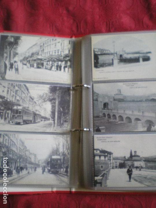 Postales: NAVARRA. POSTALES PARA EL RECUERDO. COLECCIÓN COMPLETA. - Foto 4 - 258014865