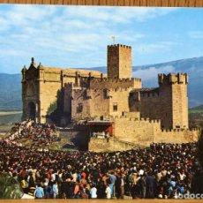 Cartoline: NAVARRA (N° 38) - CASTILLO DE XAVIER - XAVIERADA - AÑOS 60. Lote 74105175