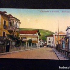Postales: ELIZONDO. CARRETERA A FRANCIA, SIN CIRCULAR. Lote 74972727