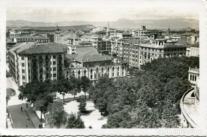 PAMPLONA VISTA PARCIAL. (Postales - España - Navarra Moderna (desde 1.940))