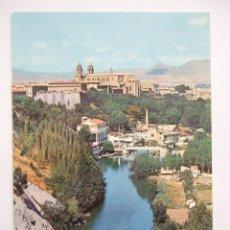 Cartes Postales: POSTAL NAVARRA - PAMPLONA - PAISAJE SOBRE EL RIO ARGA - 1967 - VAQUERO 6731 - SIN CIRCULAR. Lote 76611123