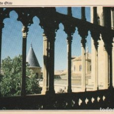 Nº 30539 POSTAL NAVARRA PALACIO REAL DE OLITE