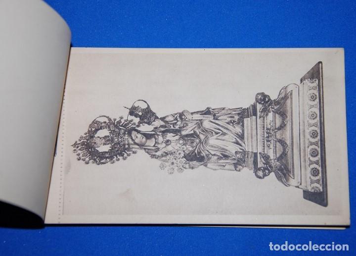 Postales: 20 POSTALES COLEGIATA DE RONCESVALLES PP. SIGLO XX - Foto 2 - 78375433