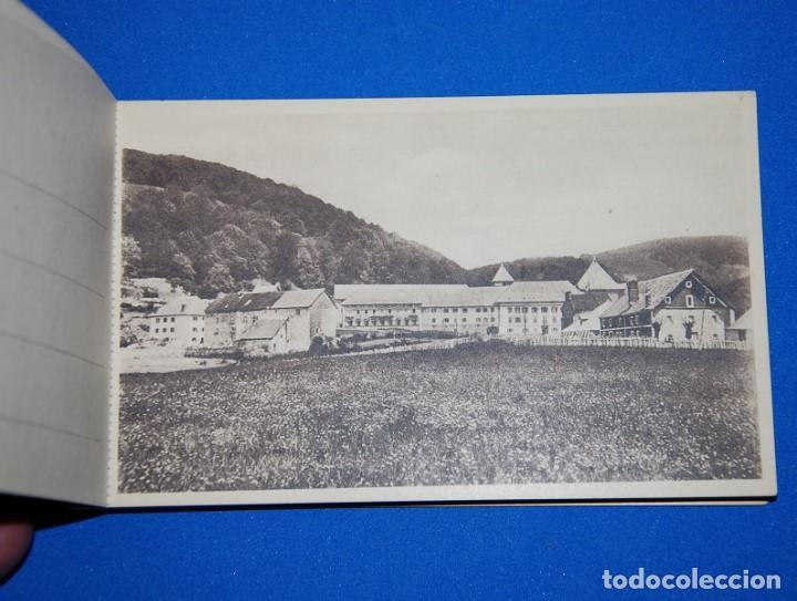 Postales: 20 POSTALES COLEGIATA DE RONCESVALLES PP. SIGLO XX - Foto 3 - 78375433