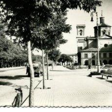 Postales: PAMPLONA-IGLESIA DE SAN LORENZO Y MONUMENTO A LA INMACULADA- SICILIA Nº 75. Lote 79158453