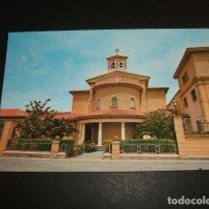 Postales: ALLOZ ESTELLA NAVARRA IGLESIA VISTA GENERAL. Lote 81072516
