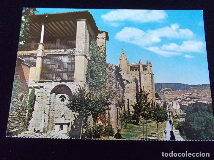 NAVARRA-V6-PAMPLONA-CATEDRAL (Postales - España - Navarra Moderna (desde 1.940))