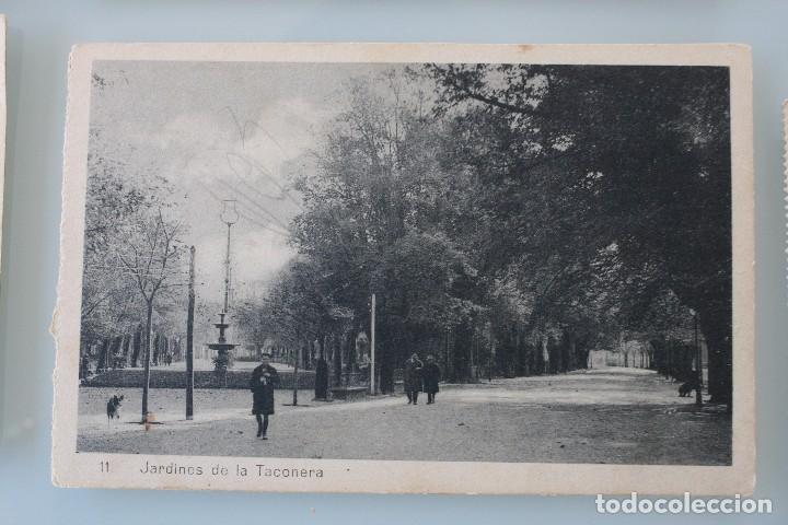 Antiguas postales pamplona taconera padre mor comprar for Jardines de la taconera