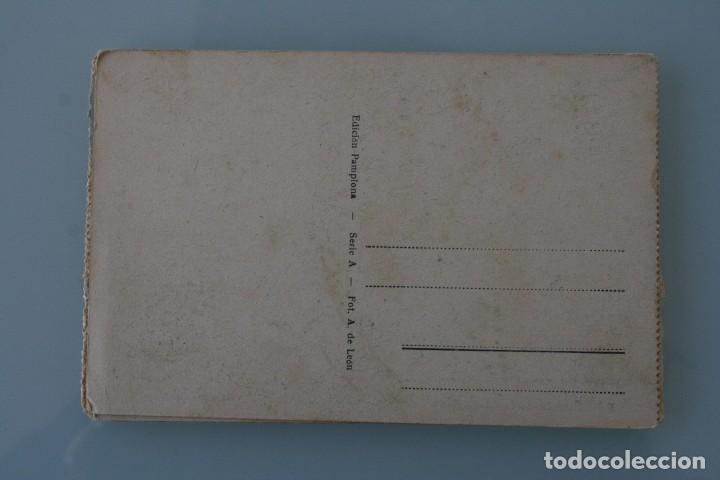 Postales: ANTIGUAS POSTALES PAMPLONA: TACONERA, PADRE MORET, VISTA PARCIAL DESDE SAN NICOLAS, RIPA DE BELOSO… - Foto 8 - 82909736