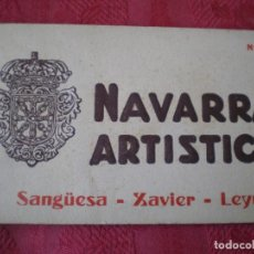 Postales: NAVARRA ARTÍSTICA 4. SANGÜESA, XAVIER, LEYRE.. Lote 84408636