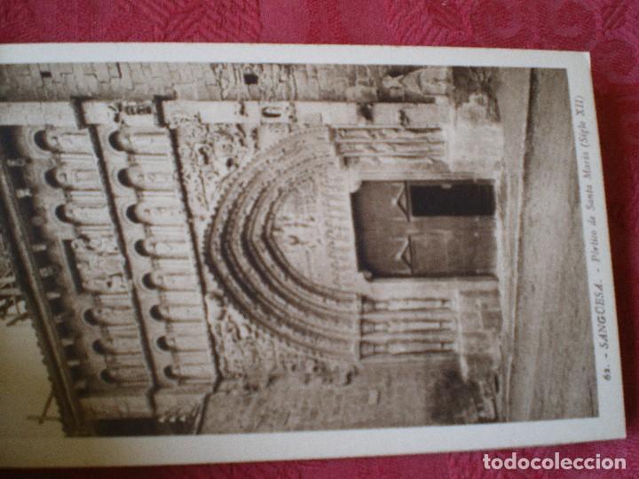 Postales: NAVARRA ARTÍSTICA 4. SANGÜESA, XAVIER, LEYRE. - Foto 3 - 84408636