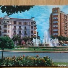 Postales: PAMPLONA - PLAZA PRINCIPE DE VIANA. Lote 85812176