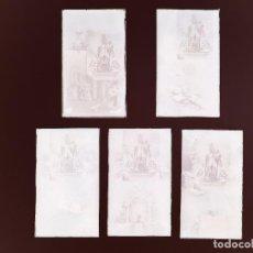 Postales: 5 CLICHES ORIGINALES - TAFALLA, PAMPLONA, NEGATIVOS EN CRISTAL - EDICIONES ARRIBAS. Lote 86623660