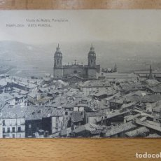 Postales: PAMPLONA - VISTA PARCIAL VIUDA DE RUBIO PAMPLONA.. Lote 90440279